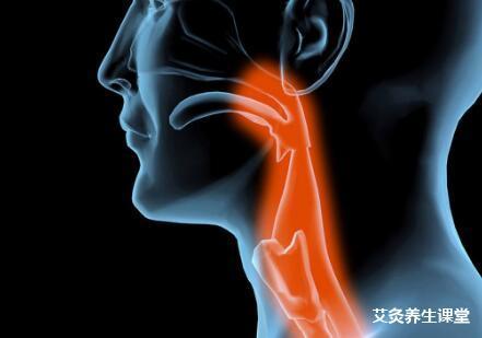 喉咙有痰灸哪里?有痰艾灸的方法